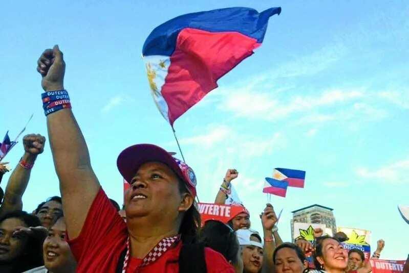 Media set-up no longer allowed in Duterte party