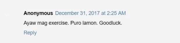 Huwag na daw mangarap! Netizens react over Sharon Cuneta's post on losing weight soon
