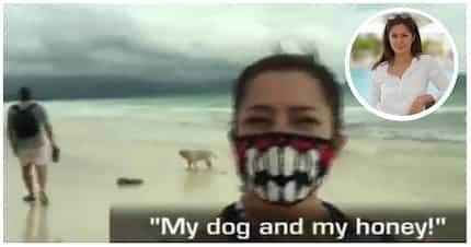 Dahil sa birthday picture niya sa Boracay, Alice Dixson, umamin na sa tunay na estado ng puso niya