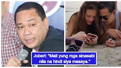 Mabibigat na rebelasyon! Jobert Austria breaks his silence on rumors about John Lloyd Cruz & Ellen Adarna