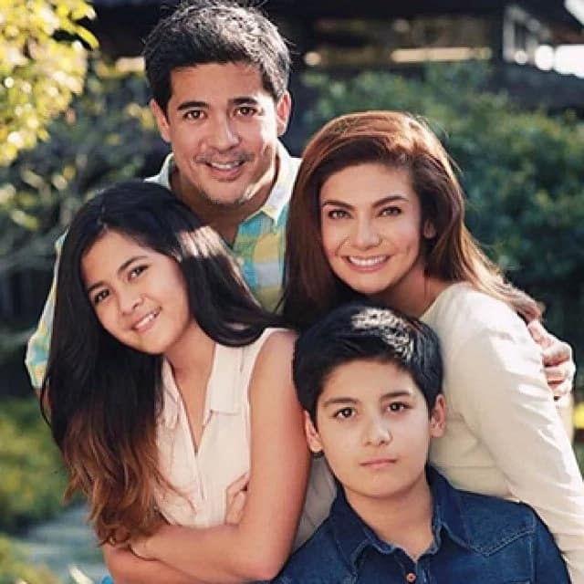 Ibang-iba ang pagpapalaki sa kanila! Aga Muhlach and Charlene Gonzales share how they strived to give their twins private lives