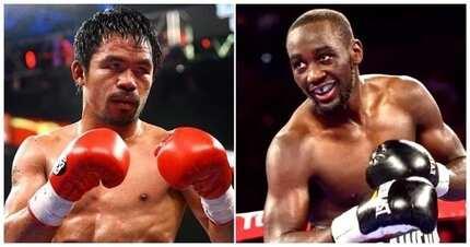 Manny Pacquiao, may bwelta sa komento ni Terence Crawford na 'di raw siya champion