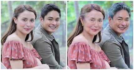 Hilarious photos of Cardo and Alyana in 'Ang Probinsyano 2048' draw laughter from netizens
