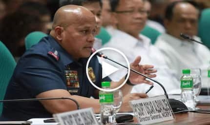 VIDEO: Bato faces the Senate; admits that PNP is probing 899 vigilante killings