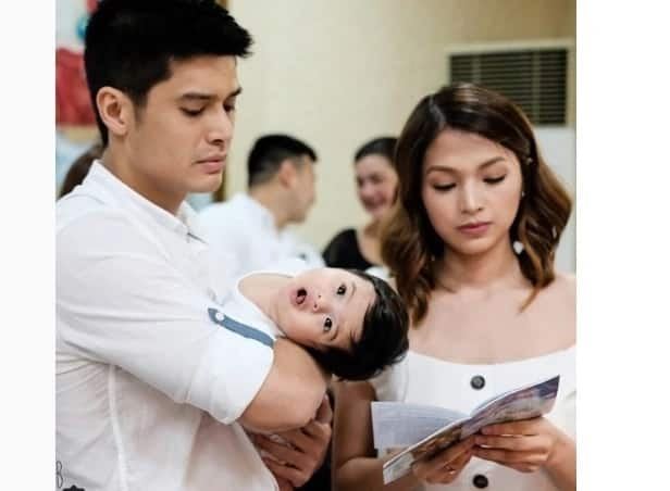 JC de Vera shares his family photos for the 1st time on social media