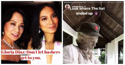 Mommy to the rescue! Gloria Diaz defends daughter Isabelle Daza from bashers with a touching message