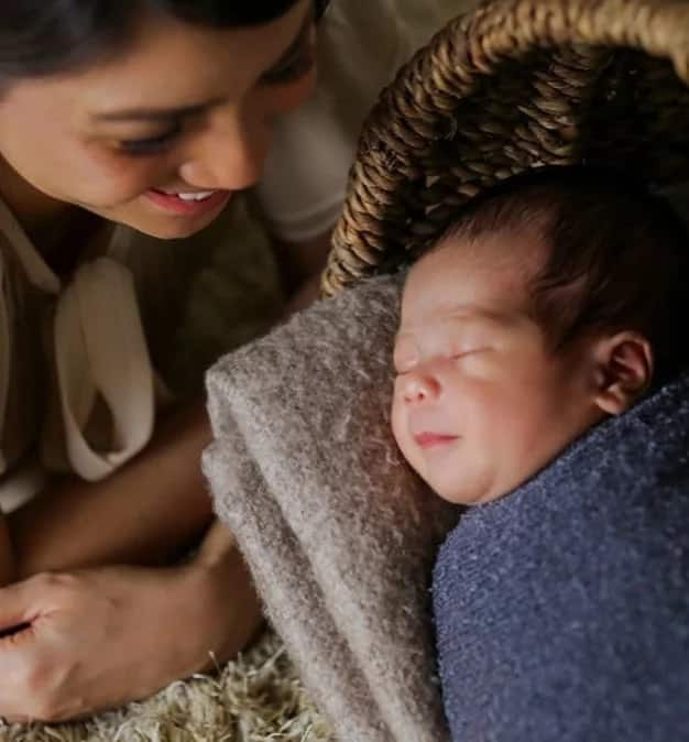 Pampa good vibes! Kaye Abad and Baby Joaquin's super adorable photoshoot together will melt your heart