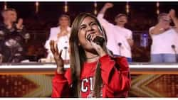 X-Factor UK judges standing ovation sa dating The Voice Kids PH contestant