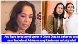 May rules? Gloria Diaz, isiniwalat ang isang bagay na hindi niya magawa pag nasa bahay ng anak na si Isabelle Daza