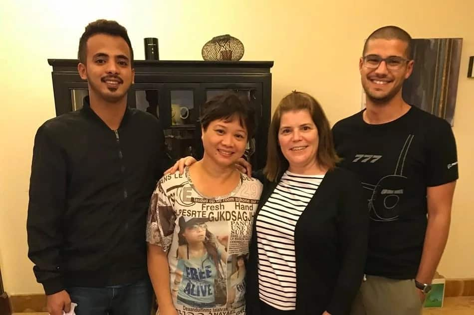 Remember Dina Celo? Her UAE employer explains why they gave her a house and lot