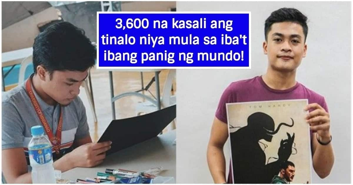 "College student ng Davao, wagi sa ""Venom"" poster contest ..."