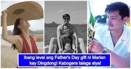 Marian Rivera, sinorpresa si Dingdong Dantes ng isang engrandeng Father's Day celebration sa Palawan