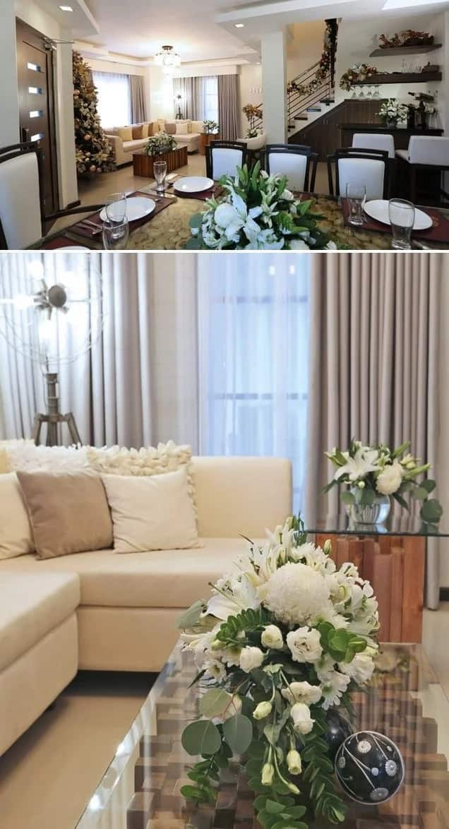 Pagandahan ng sala! 7 Awesome living rooms from houses of Pinoy celebrities