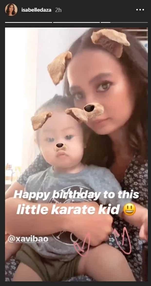 Isang taon na siya! Liz Uy's son Xavi celebrates 1st birthday