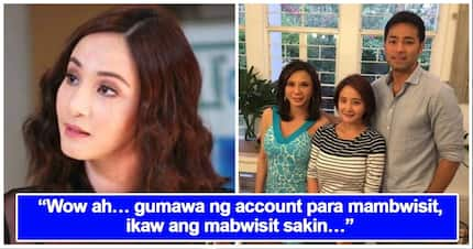 Katrina Halili slams basher for reviving past scandal