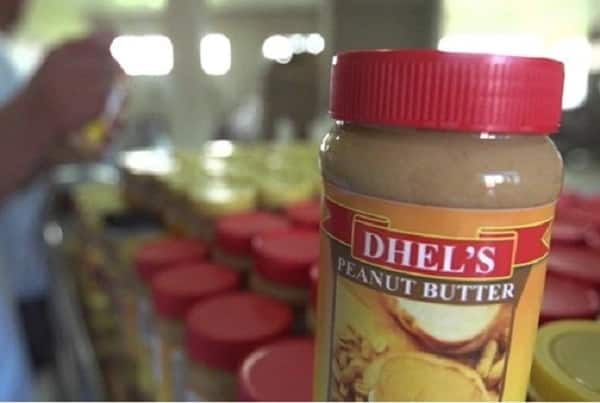 Pinay single mom, naging milyonarya dahil lang sa peanut butter
