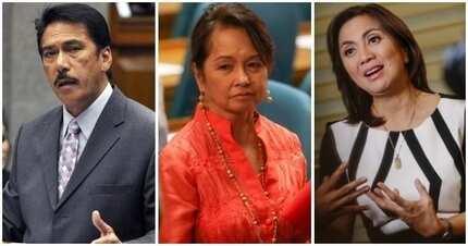 Kampo ni VP Robredo, nagkomento sa draft charter ni Arroyo na mas pabor kay Tito Sotto