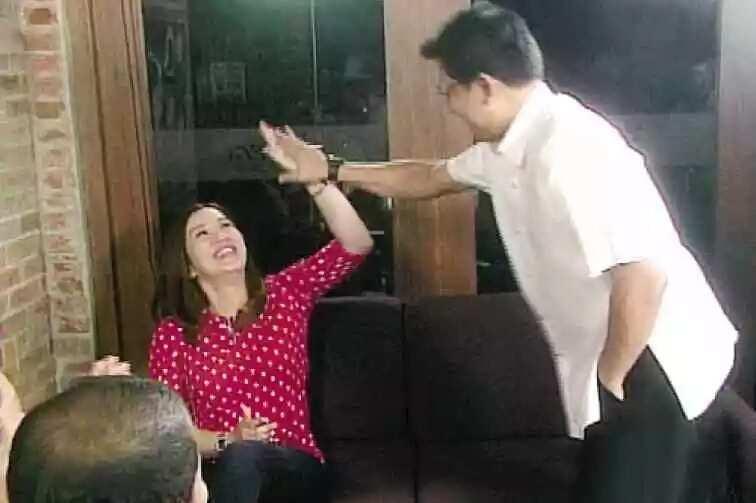 Nag-date sila? Kris Aquino at Herbert Bautista, magkasamang nanood ng 'Kasal'