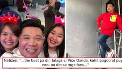 Naging bastos daw siya! Netizen slams Allan K's alleged rude behavior towards sibling who only wanted a picture with the Eat Bulaga host