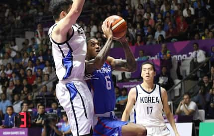 South Korea beats Gilas Pilipinas in the 2018 Asian Games
