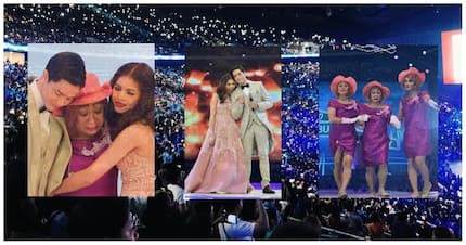 Waging-wagi sa Guinness World Records ang #AlDubEBTamangPanahon sa Hashtag day!