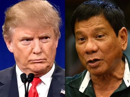 Lyamado kay Trump! Businessmen claim Duterte and Trump will work well together