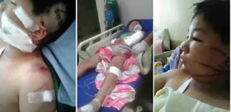 'Heartbroken' man assaults 12-year old boy