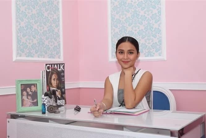 Ang layo na ng narating! Kathryn Bernardo has become a CEO at the age of 21