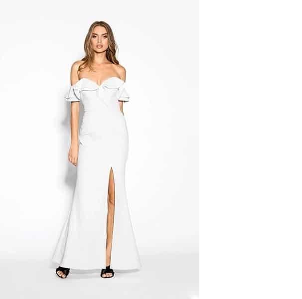 Naloka sila sa presyo! Price of Rich Asuncion's wedding gown stuns netizens