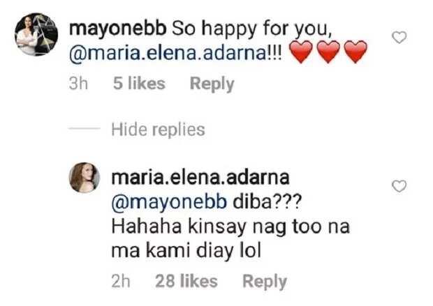 Inamin din sa wakas! Ellen Adarna confirms relationship with John Lloyd Cruz