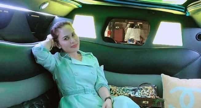 Jinkee Pacquiao, hinangaan muli sa kanyang blue pajama OOTD na halos P200K ang halaga
