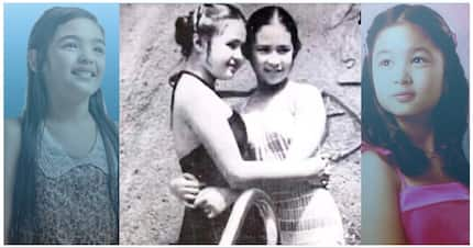 Netizens, napa-throwback sa picture nina Julie Vega at Janice de Belen