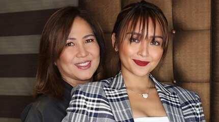 Mom of Kathryn Bernardo bravely reacts to KathNiel's revelation of true status