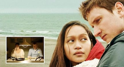"Exotic beauty Mercedes Cabral dazzles in Danish film ""Rosita"" as mail order bride"