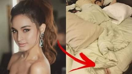 Can you guess what's wrong with this picture of Coleen Garcia?