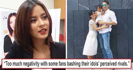 Bawal negatron na mga fans! Bianca Gonzalez laments 'too much negativity' consuming fans who bash their idols' rivals