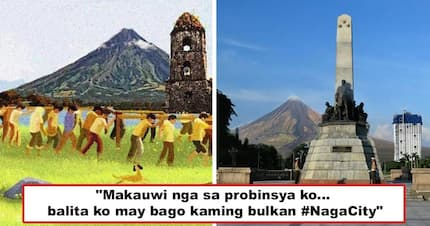 Laughtrip to! Celebs give hilarious reactions to Mocha Uson's Mayon Volcano gaffe
