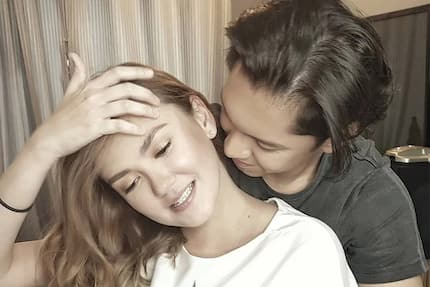 Carlo Aquino details intense kissing scene with Angelica Panganiban in new movie