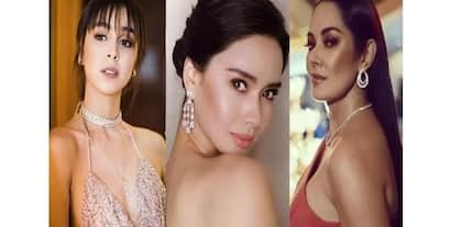 Piyesta ng diamante! 14 ladies who walked the ABS-CBN Ball wearing jewelry running in millions