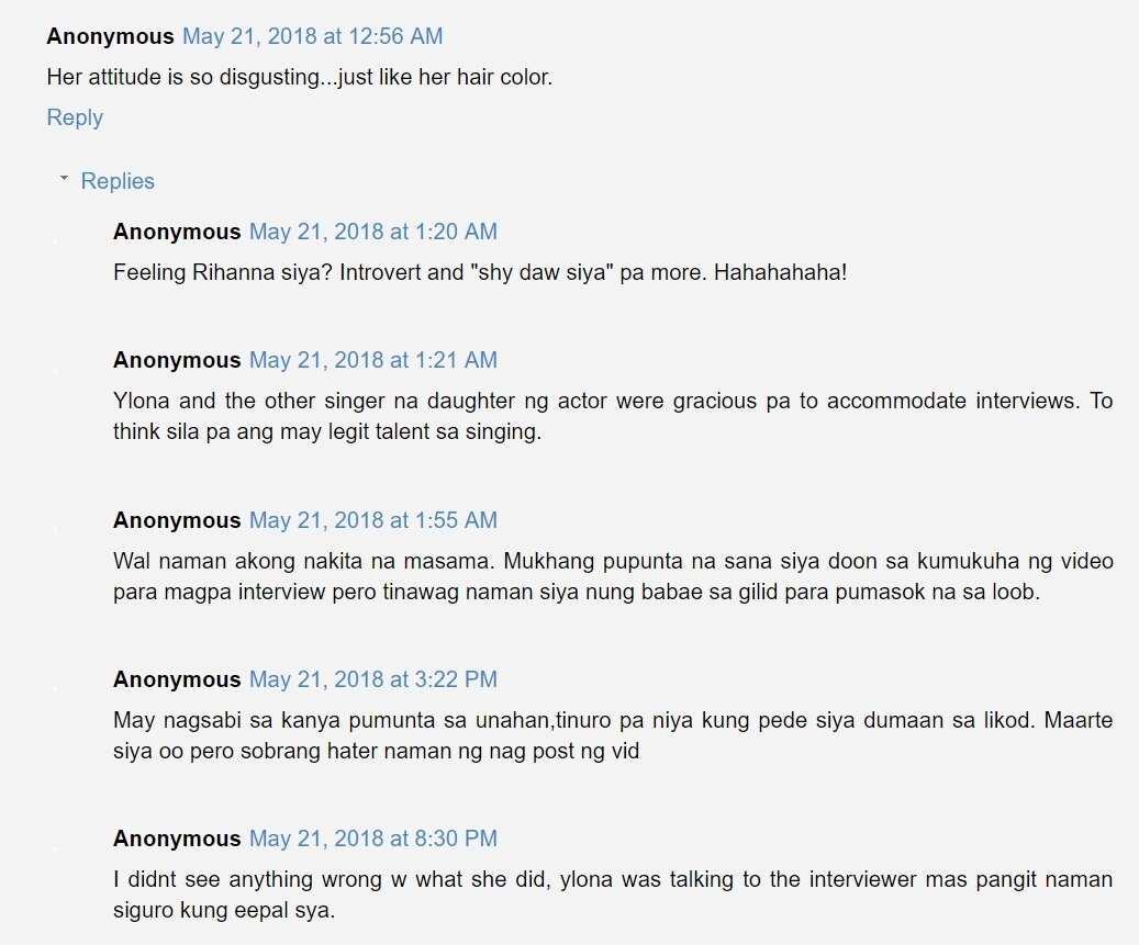 Maldita moment, confirmed? Sofia Andres, nahuli sa video ang diumano pang-iisnab na naman niya sa press