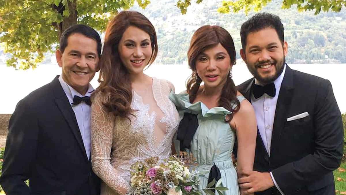 Super cute! Scarlet Snow Belo's heartwarming message to Vicki Belo's ex-husband Atom Henares
