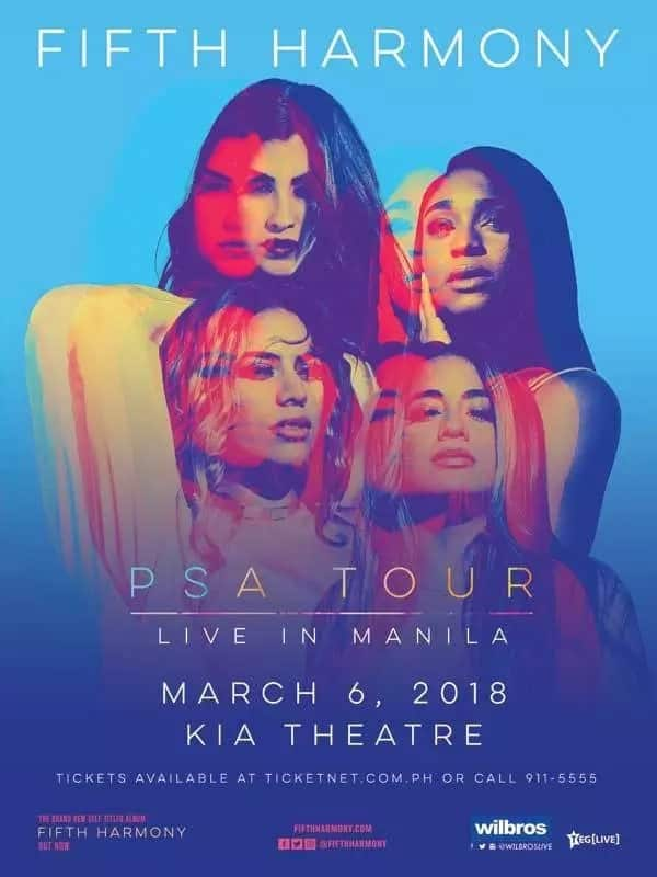 Magsi-ipon na tayo! List of upcoming foreign concerts in Manila this 2018