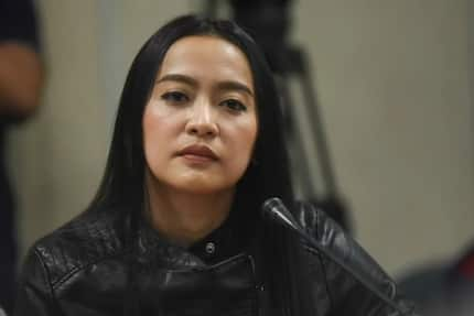 Mocha Uson, matapang na hinamon ni Nancy Binay hinggil sa federalism lecture