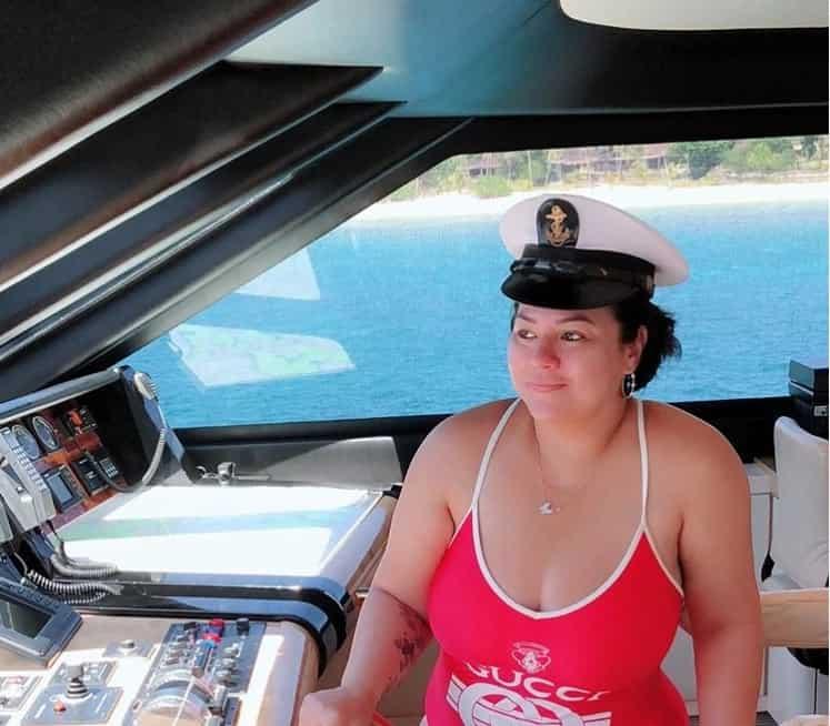 "Karla Estrada, Regine Velasquez, Ogie Alcasid, K Brosas at Amy Perez todo bonding sa ""luxurious"" yacht sa Balesin"