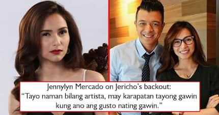 Pinagpalit sa ibang leading lady? Jennylyn Mercado reveals how she truly felt when Jericho Rosales backed out as her leading man