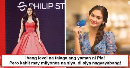 Mapapanganga ka sa net worth niya! Pia Wurtzbach stays humble despite staggering earnings from local and international endorsements
