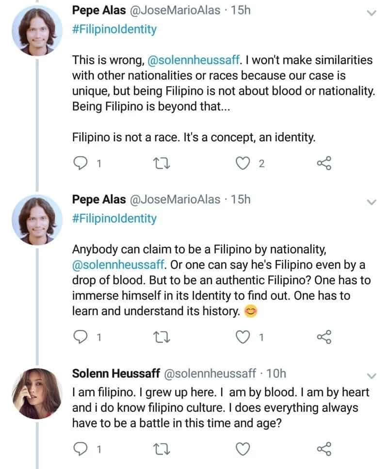 Solenn Heussaff rumesbak na sa netizen na umalipusta sa pagka-Pilipino niya