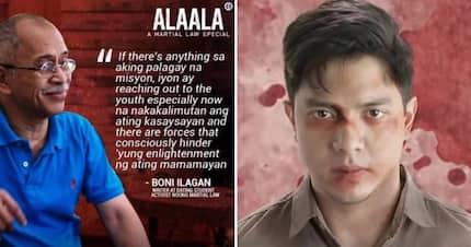 Bravo at insulto! Alden Richards receives both praise and criticism for one-of-a-kind portrayal of a Martial Law survivor