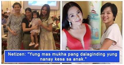Mas mukha daw nanay si Jennica kaysa kay kay Jean! Netizens notice Jean Garcia's youthful glow