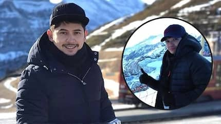 Ahron Villena replaces aggressive response with positive message for bashers
